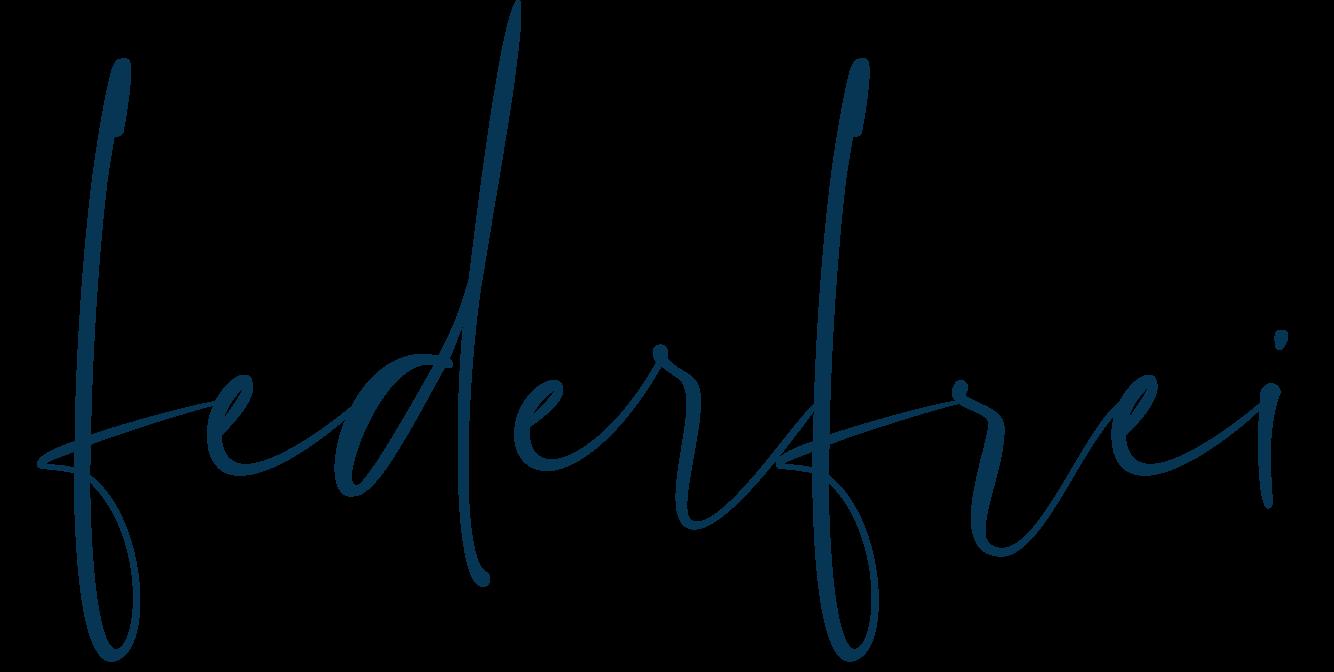 Federfrei-Trauung - Eure Traurednerin